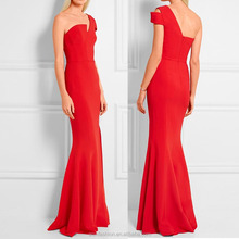 Dresses made in china red new long party evening ladies formal one-piece dresses