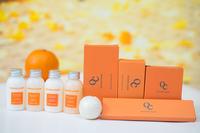 Eco friendly personalized hotel amenities set hotel soap shampoo shower gel
