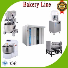 CE ISO industrial brick pizza gas rotary bread industrial baking steam oven