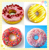 CE proved gas driven donut making machine , ball forming machine with gas supported , doughnut main machine