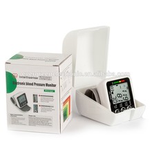 Living Voice high quality blood pressure monitor wrist blood pressure monitor made in China