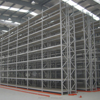 Mile steel Narrow aisle racking for storage warehouse and logistics companies