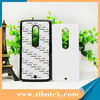 Hot new high quality PC 2D sublimation cover case for Moto X play with aluminum inserts