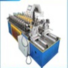 Omega And Angle Double Lines Roll Forming Machine