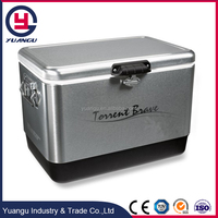 Stainless Steel Ice Cooler Box