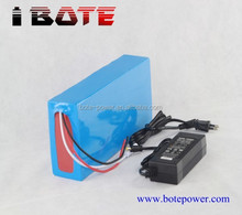 Super power DIY 48 volt li-ion battery pack with fast charger and 40A BMS 48v 40ah lithium battery pack
