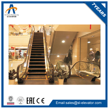 2017 indoor and outdoor safety durable mall escalator with low price