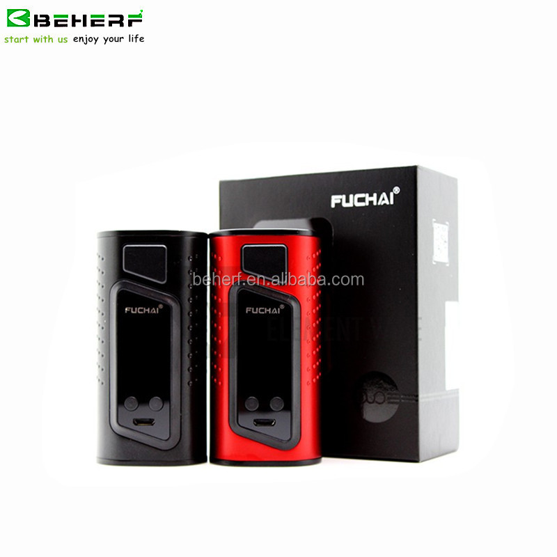 Sigelei Fuchai Duo-3 175w TC Box mod with color screen