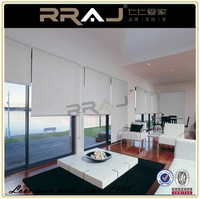 cheap china window curtains / roller blinds