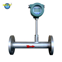 4-20Ma+ pulse+RS485/HART Output+ Thermal Gas Mass Flow Meter