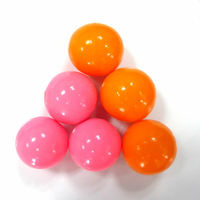 Red shell Paintballs 0.68 caliber Paintball balls 2000 Round-557006