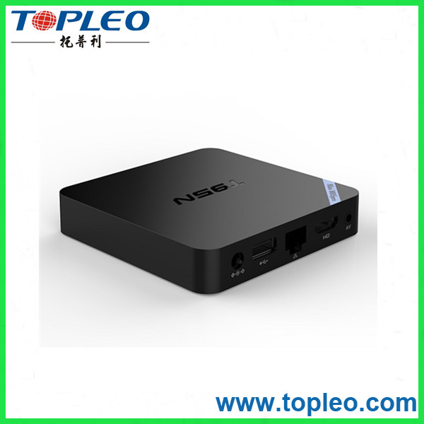 Remote control t95n android tv box window media player codec
