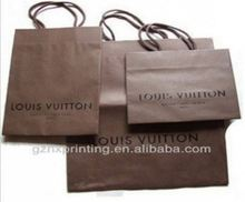 Popular led lighting paper bags with good quality