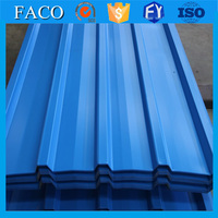 New design 22 gauge galvanized corrugated sheet galvanized iron steel sheet price in india made in China