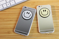 back cover case for apple iphone 6 plus blank cell phone case