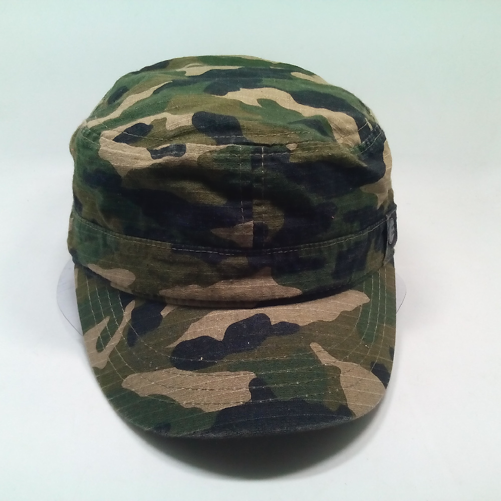Alibaba China OEM Fashion Camo Hunting Military Baseball Cap Hat With Pocket