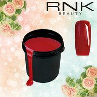 sticky gel material OEM gel polish colorful gel uv nail polish in bulk