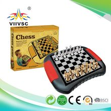 New Hot Fashion First Grade plastic craft chess