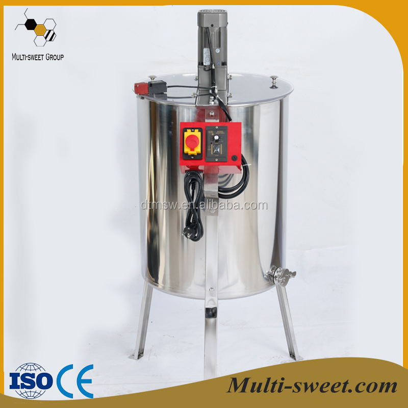 Hot sale manual/electric honey extractor, 2/3/4/6/8/12/16/20/24 frames honey extractor used for making honey