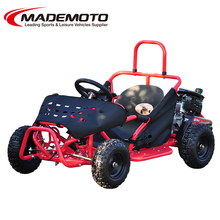 Gas Powered Kids go kart plastic body