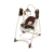 2 in1 types of baby swing bouncer combo for playtime(Model TY802K)