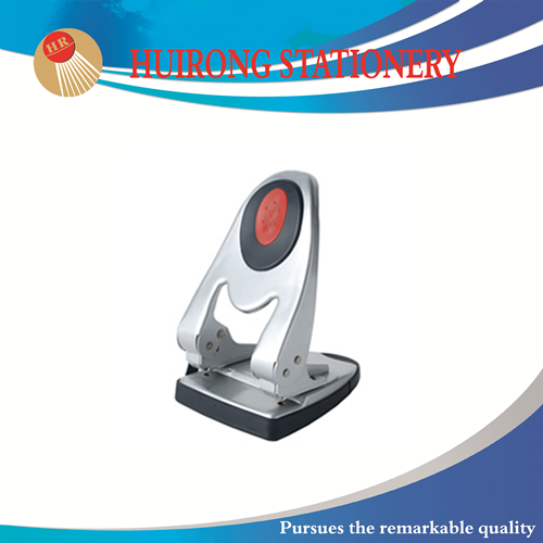 fancy high quality office 80mm distance 60 sheets paper hole punch