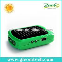 New portable 550 mah solar cellphone battery charger for iphone 5,nokia,samsung s4