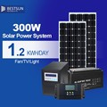 BESTSUN BFS-300W 12V good quality monocrystal solar panel with cheap price