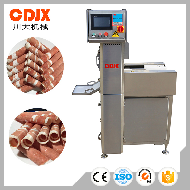 High effiency Automatic Frozen Meat Slicer