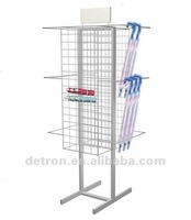 4 Sided Metal Display Rack for Umbrella S2108 ~ NEW