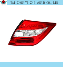 China Auto mold Professional HONDA Car Lights City 2012 LED Red Tail Light /Tail Lamps Flat Assembly plastic injection moulds