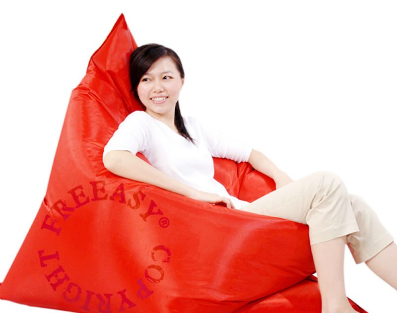 Nylon bean bag