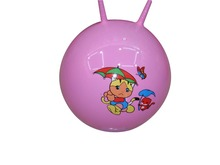 "OTLOR 18"" colors popular jumping ball / promotion balls"