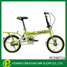 12''/16''/20'' easy taking in cars young people folding bicycle