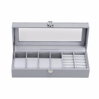 2017 New Arrival gift box for cheap automatic watch storage packaging box