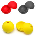 silicone collins jumbo cool ice ball tray mold