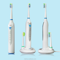 TESLA MAF8101 Universal voltage waterproof rechargeable electric toothbrush