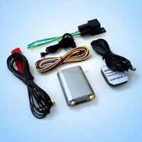 Two Way GPS Car Tracker Receiving Alarms by SMS/Email