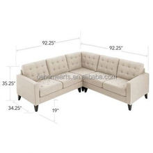 SFS00003 New Hot-sale China Manufacturer Hot Selling bisini sofa set furniture and decoration