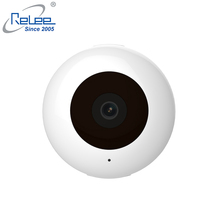 new portable wifi ip camera mini round camera night version fhd 1080p spy camera