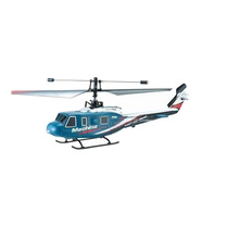 HIGH QUALITY 2.4G 4CH RC HELICOPTER WITH SINGLE OARS(OUTDOOR AND INDOOR)