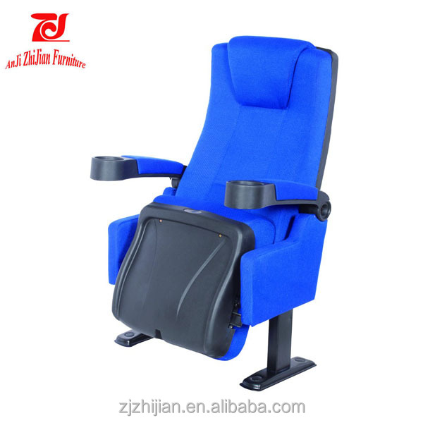 Theater Auditorium Chairs Sale High Quality Dyniamic 3d 4d 5d 6d Cinema Chair ZJL03
