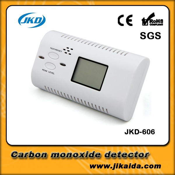 2014 hot sale voice carbon monoxide detector new system
