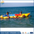 High quality PVC material inflatable banana boat for water sports