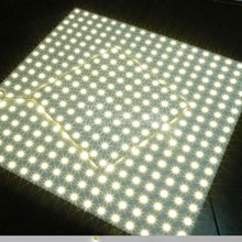 Aluminum Backlight panel Waterproof 5050 12v LED module
