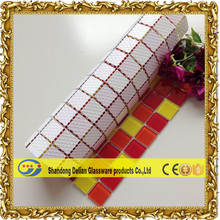 kitchen wall material for glass mosaic tile