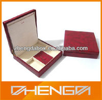 High Quality Customized Made-In-China Faux Crocodile Leather Box For Hot Sale(ZDL13-G016)