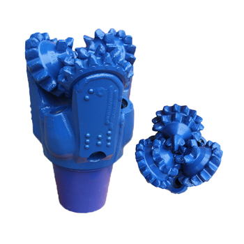 Chinese manufacturers API Standard steel tooth tricone bit for rock