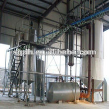 newst tech JL2 waste oil purify machine with capacity 10 tons per day