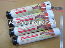 medical grade sunblock tube packaging,toothpaste tubes
